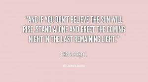 Chris Cornell Quotes