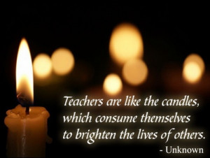 Inspirational quotes for teachers appreciation