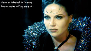 regina mills evil queen quotes