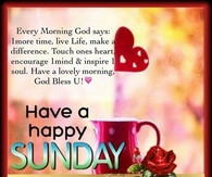 Happy Sunday Quotes Facebook Happy sunday