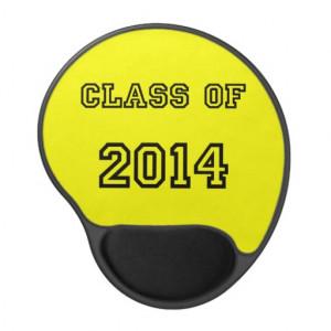Class of 2014 Graduation - Graduate '14 Student Gel Mouse Pad