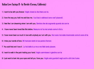 60+ In Love Sayings For You