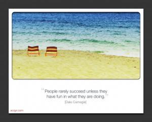 Beach Chairs Desktop Wallpaper Background