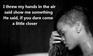 Rihanna- Stay