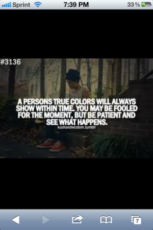 Fake People Should...