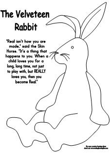 Velveteen Rabbit Quotes And Cards. QuotesGram