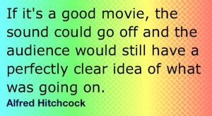 Alfred Hitchcock Quotes from Brainy Quotes