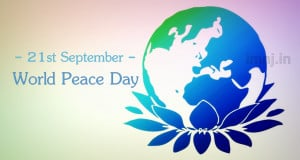 Peace Day Messages, World Peace Day Images. World Peace Day Quotes ...