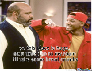 fresh prince of bel air quote