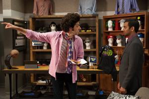 Jean-Ralphio (Ben Schwartz) is back! He and Tom (Aziz Ansari) are ...