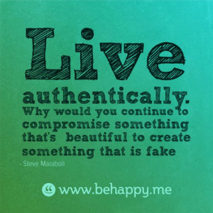 Authenticity+Quotes | live-authentically