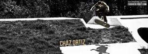 Chaz Ortiz Huge 360 Flip Facebook Cover