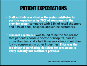 Patient Satisfaction Quotes