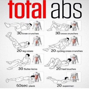 ab workout for men quotes quotesgram