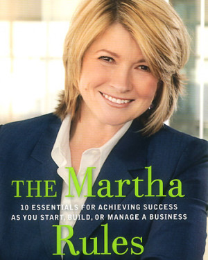 Inspirational Quotes from Martha Stewart