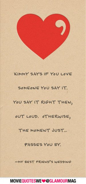 Valentine's Day-Perfect Rom-Com Movie Quotes We Love