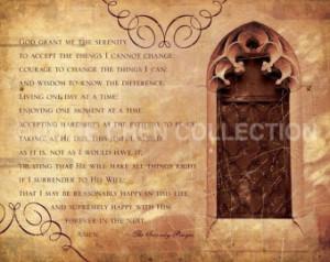 Prayer - Inspirational Quote - Inspirational Art - Catholic Gift - AA ...
