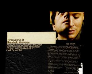 Dean and Castiel Dean & Castiel