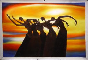 African American Women Art Paintings