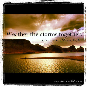 Weather the Storms Together: 4 Ways to Strengthen Families Through ...