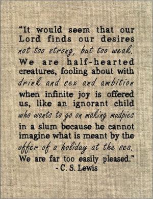 Quotes God, C.S. Lewis Quotes God Words, C.S Lewis Quotes, Cs Lewis ...