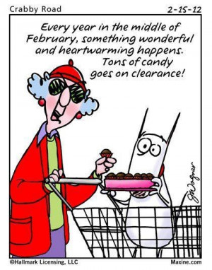 Maxine - Day after Valentines Day ;)