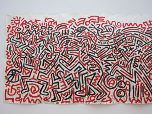 Keith Haring Gladstone Gallery All Photos Author