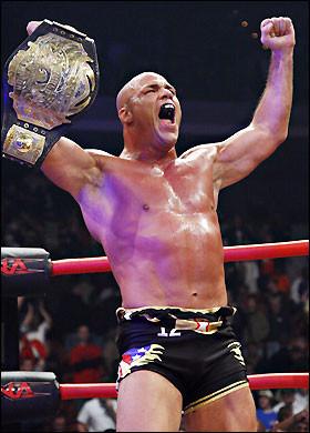 ... luchador alex angle luchador a representar kurt angle theme monster