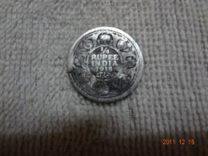 King Emperor George V
