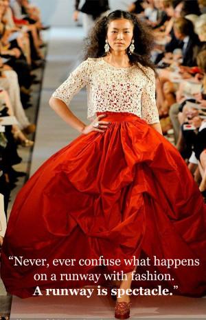 17 Oscar De La Renta Quotes On Fashion And Femininity