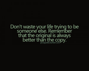 don 39 t waste your life quotes