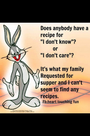 Bugs Bunny Funny Quotes