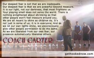 Coach Carter Quotes