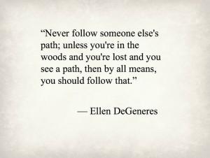 Ellen DeGeneres, talk show host