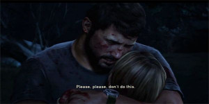 The Last Of Us - 15 Minutes into the game and i was crying!!!!