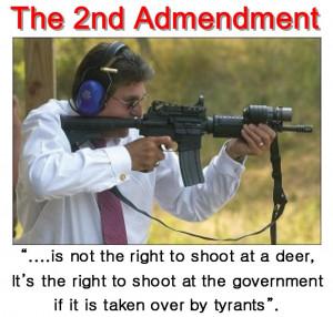 Anti Gun Control Quotes Gun control: obama to tweak