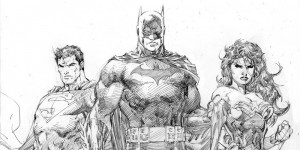Jim Lee Wolverine Sketch Art