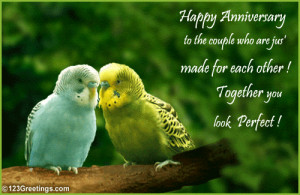 Happy Anniversary to me and my Hubby! ♡♥♡