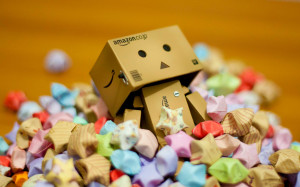 Cute Candy and Danbo Wallpaper PC Wallpaper with 1680x1050 Resolution