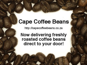 Cape Coffee Beans is now live! Check us out at http://capecoffeebeans ...