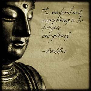 Buddha's Lesson of Forgiveness