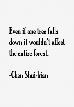 Chen Shui-bian Quotes & Sayings