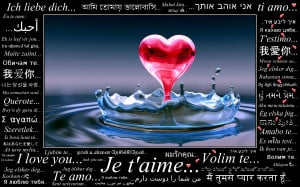 love quotes I LOVE YOU...
