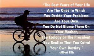 Do You Control Your Own Destiny?
