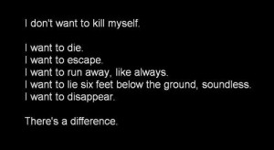 ... Myself Quotes Thoughts, Suicide Kill Myself, Kill Myself Just, I Want