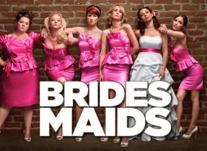 Bridesmaids the movie