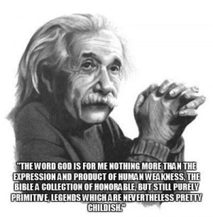 Albert einstein, quotes, sayings, about god, famous