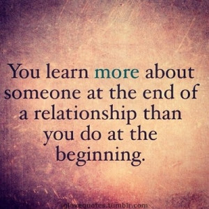 relationship ends quotes about relationships ending and moving on ...