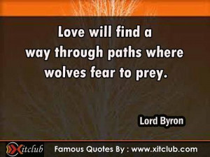 Most Famous #quotes By Lord Byron #sayings #quotations