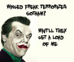 Batman (1989) Quote Graphic